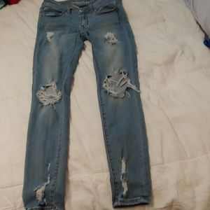 American Eagle Outfitter Distressed Jeans